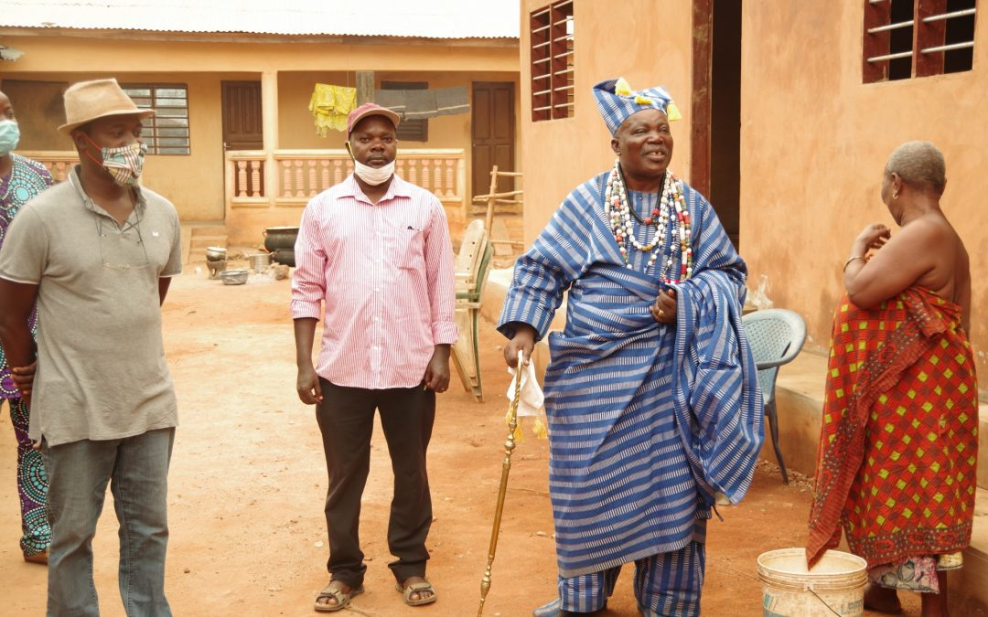 Sa Majesté Akplogan Guin Agboto-Zounmè Houétchénou
